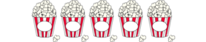 5 Popcornüten