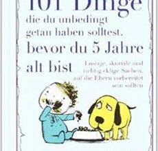 101 Dinge..